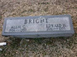 Allie C. <I>Cash</I> Bright