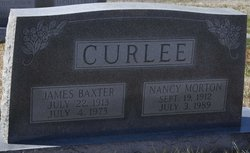 James Baxter Curlee