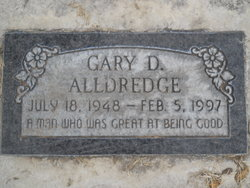 Gary Dean Alldredge