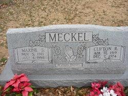 Clifton R. Meckel