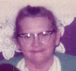 Edna Myrtle <I>Vaughn</I> Newton