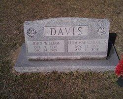Lula Mae <I>Carter</I> Davis