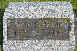 Effie Elizabeth <I>Tolson</I> Brodie