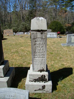 Julia Beazley Zachary
