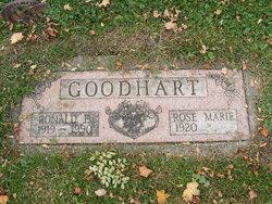 Rose Marie <I>Weinhart</I> Goodhart