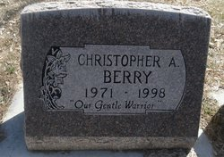 Christopher A. Berry