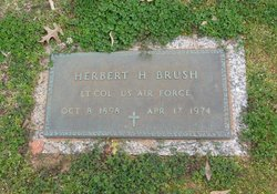 Herbert Havily Brush, Sr