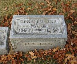 Cora M. <I>Hunter</I> Ward
