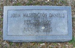 John Washington Daniels