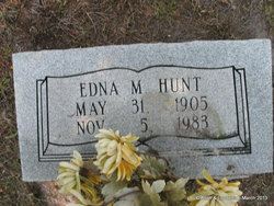 Edna M. Hunt