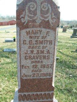 Mary Frances <I>Cravens</I> Smith