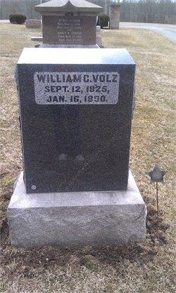 William C Volz