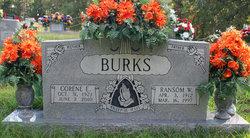 Ransom William Burks