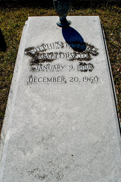 Stephen Russell Mallory, III