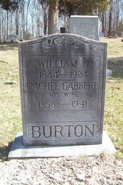 William J Burton