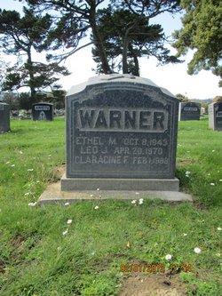 Leo John Warner