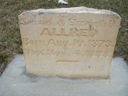 Wilson Monroe Allred