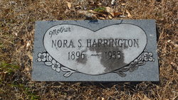 Nora <I>Short</I> Harrington