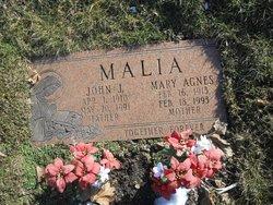 Mary Agnes Malia