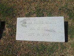 Lillian <I>Foster</I> Moritz
