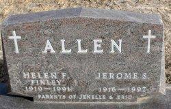 Jerome S Allen