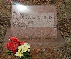 Gusta Mae <I>Shambaugh</I> Stotler
