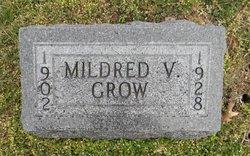 Mildred V Grow