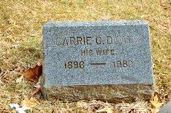Carrie G <I>Deats</I> Barker