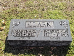 Martha Gertrude <I>Riney</I> Clark