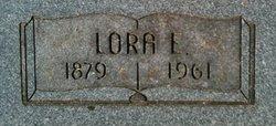 Lora E <I>Pinson</I> Aggus