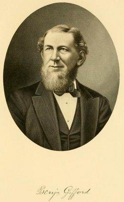 Capt Benjamin Gifford
