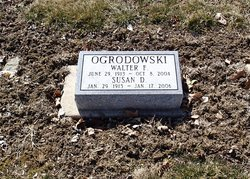 Walter F Ogrodowski