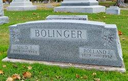Maud E. <I>Stephens</I> Bolinger