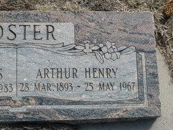 Arthur Henry Foster