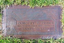 Dorothy Alice <I>Dunscombe</I> Prince