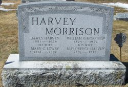 Florence Mae <I>Harvey</I> Morrison