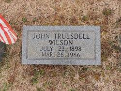 John Truesdale Wilson