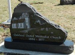 Oakland Methodist Church Cemetery