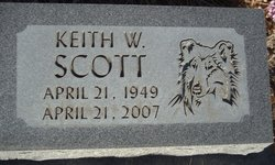 Keith Whitney Scott