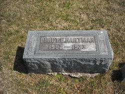 Percy Edward Hartman