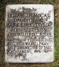 Elizabeth McCaw Taylor