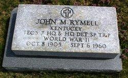 John M. Rymell