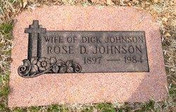 Rose D. Johnson