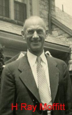Herbert Ray Moffitt