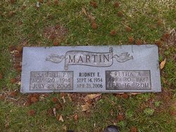 Samuel P. Martin