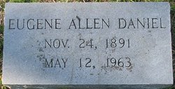 Eugene Allen Daniel
