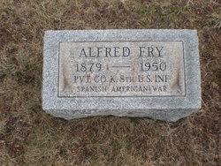 Pvt Alfred Elmer Fry