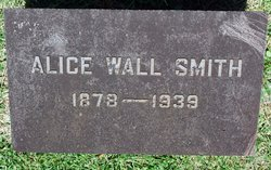 Alice Wall Smith