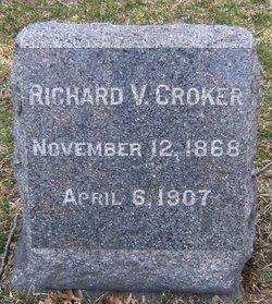 Richard Van Zant Croker