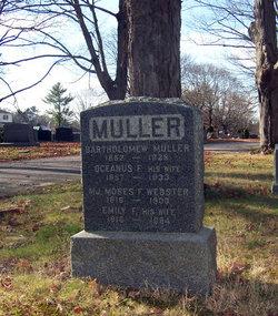 Maj Moses F. Webster